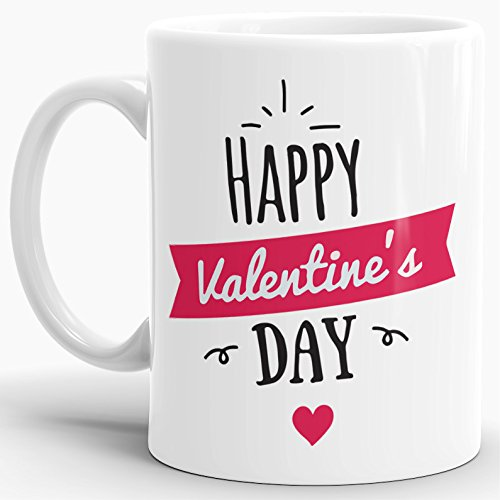 Valentines Day Foto Geschenke (Valentinstag-Tasse
