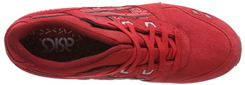 Asics Gel-lyte Iii, Sneakers Basses Mixte adulte Rouge (red/red 2323)