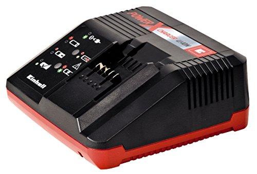 Einhell Akku Stichsäge TE-JS 18 Li Kit Power X-Change (Lithium Ionen, 18 V, max. 80 mm, 4-Stufen Pendelhub, Absaugadapter, LED-Licht, inkl. 1 x 2,0 Ah Akku und Ladegerät) - 7