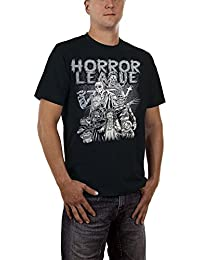 Touchlines Men's Horror League T-Shirt