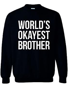 Mondo Okayest Brother Felpa