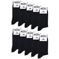 Mat & Vic's Calze, ottima qualità e comodità, OEKO-TEX 100 - 35 36 37 38 (35 Flags)
