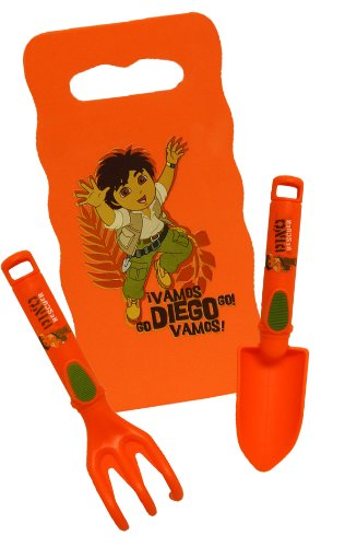 midwest-gloves-and-gear-do8p3eaaz6-nickelodeon-diego-combo-pack-with-kneeling-pad-trowel-cultivator