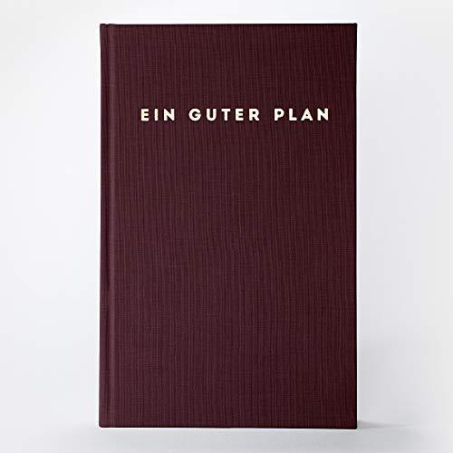 Pläne (Ein guter Plan Zeitlos: Das Original bekannt aus Presse & TV. Ganzheitlicher Terminkalender für mehr Achtsamkeit und Selbstliebe   Pflaume)
