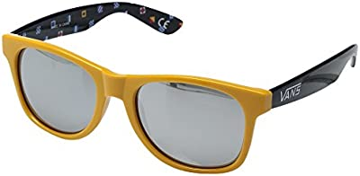 Vans - Gafas de sol - para hombre negro amarillo