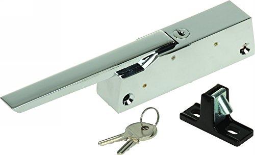 fermod 355013885abschließbar Automatische Verriegelung Gartenhaus Türen