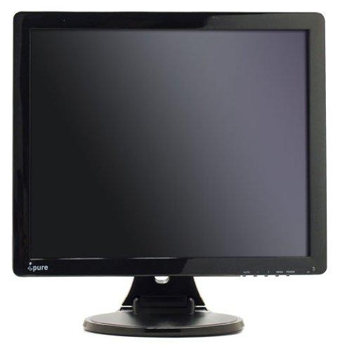 MONITOR VIDEOSURVEILLANCE LOSA VIDRIO HDMI IPURE GV19