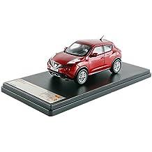 IXO–premium-x- prd197–Nissan Juke–2015–Escala 1/43–rojo Metal