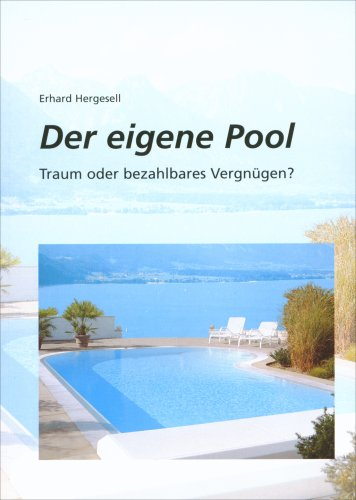 Pool Anlage, Technik,