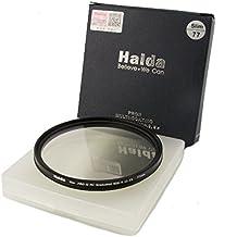 Nuevo: HAIDA Slim Pro II MC (revestido de múltiples capas) Vidrio óptico de alta calidad - GND Graduado Filtro 0.9 (8x) 12,5 %- de diámetro 77mm