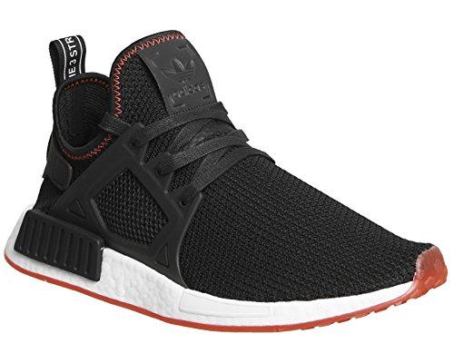 adidas NMD_xr1, Chaussures de Fitness Homme, Noir Multicolore - noir/rouge (Negbas/Negbas/Rojsol)