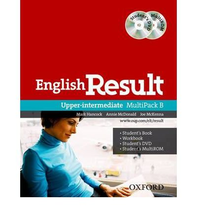 [(English Result Upper Intermediate Multipack B)] [Author: Mark Hancock] published on (September, 2011)