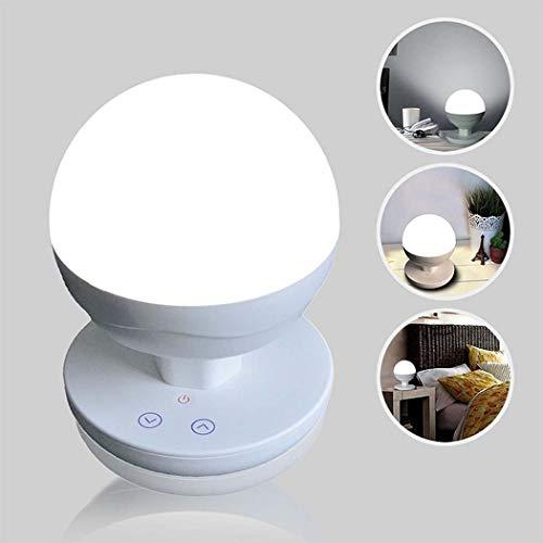 GAOLIQIN Luz de Noche LED, lámpara de Escritorio con Carga USB, lámpara...