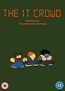 IT Crowd - Version 5.0: The Internet Is Coming [DVD] (B017EOYW9Y) | Amazon price tracker / tracking, Amazon price history charts, Amazon price watches, Amazon price drop alerts