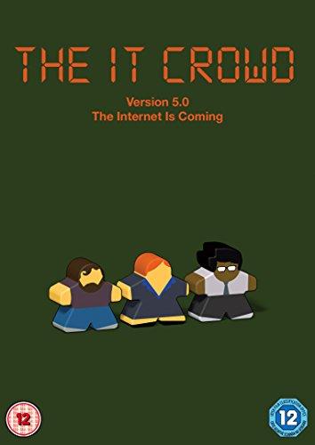 Bild von IT Crowd - Version 5.0: The Internet Is Coming [UK Import]