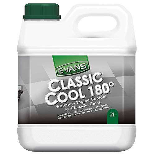 Evans Classic Cool 180-senz' acqua raffreddamento motore per Classic Cars-2lit