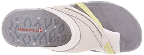 Merrell Terran Post Ii, Sandali Donna, Rose, 37 EU White