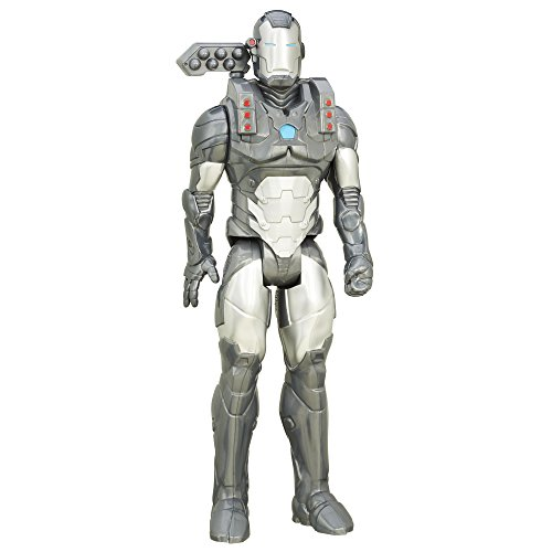 Hasbro Avengers B6154ES0 - Titan Hero Figur War Machine, Actionfigur