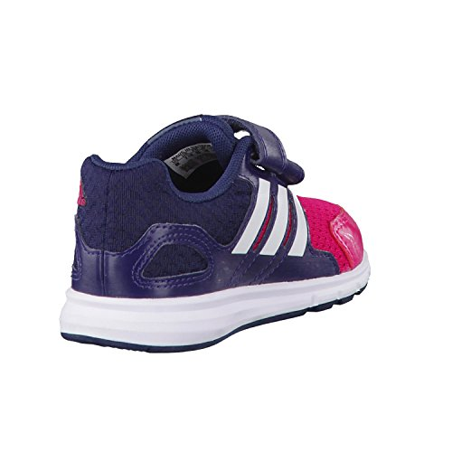 Adidas performance B23851 Sneakers Bambino Rosa (bold pink/ftwr white/midnight grey f15)