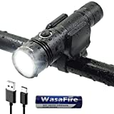 Best Bicycle Lights 1200 Lumens Rechargeables - LED Torch Flashlight & Bike Light, USB Rechargeable Review