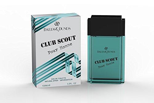 Club Scout Herren Parfum Dales&Dunes 100ml Eau de Toilette - Dunes Club