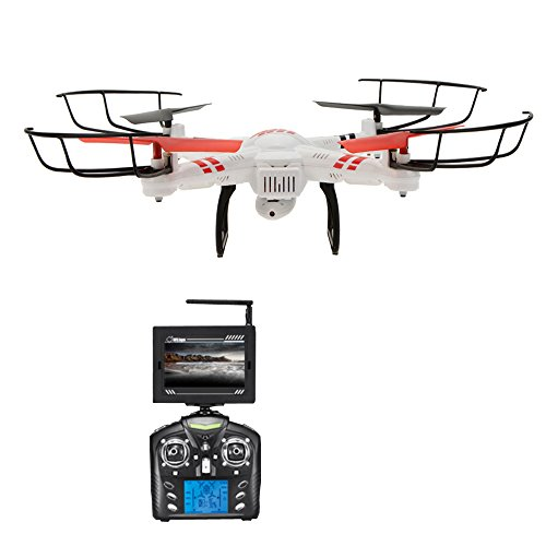Wltoys V686G 2,4 G 4CH Echtzeit Übertragung FPV Drohne UFO Quadcopter mit 2MP HD Kamera Headless Mode - 2