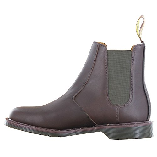 Dr.Martens Victor Dark Brown Mens Boots Dark Brown