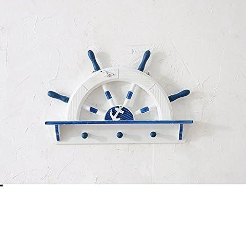 LIUYU Vintage Charakter Verknüpft mit Der Veranda / Dekoration / Tee Shop Wände Dekoration Mural-E,G