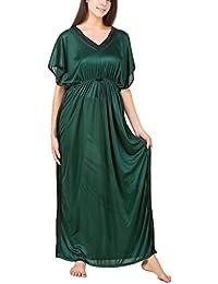 f075906d8c Amazon.in  Satin - Lingerie   Nightwear   Women  Clothing   Accessories