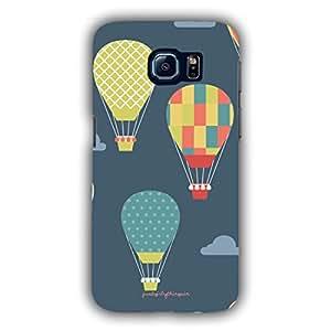 Designer Phone Covers - Samsung S6-HotAirBalloon