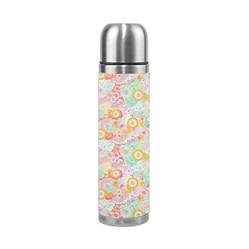 opical 17 Oz(500ML) Double Layer Leak-Proof Stainless Steel Vacuum Insulated Water Bottle ()
