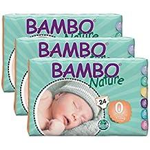 Con sistema de frío juego de 3 Bambo (tamaño de la funda de 0)