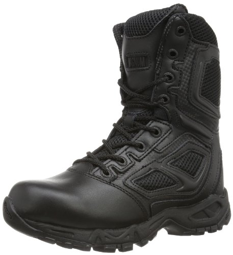 Magnum Elite Spider 8.0 - Work Boots Unisex - Adulto, Nero (Black 021), 45 EU