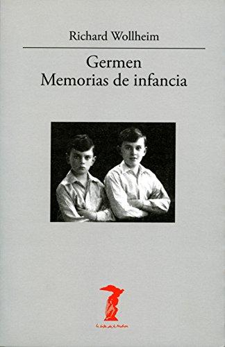 Germen. Memorias de infancia (La balsa de la Medusa nº 169) por Richard Wollheim