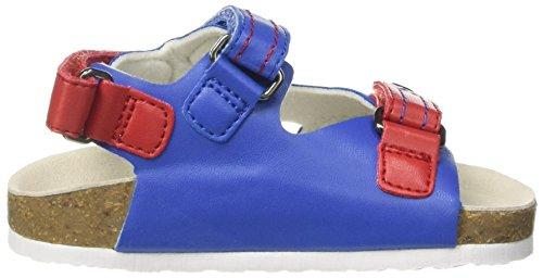 Chicco Helio, Sandali Bimbo Multicolore (Royal Blue)