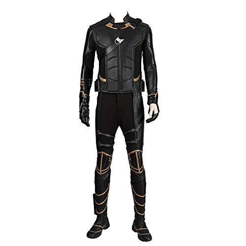 Glam Cos AV: Endgame - Hawk-Eye Male Cosplay Kostüm - Jeremy Renner - - (Hawkeye Cosplay Kostüme)