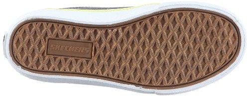 Skechers TossersPinpoint 90980L, Sneaker ragazzo Nero (Schwarz (BKGY))