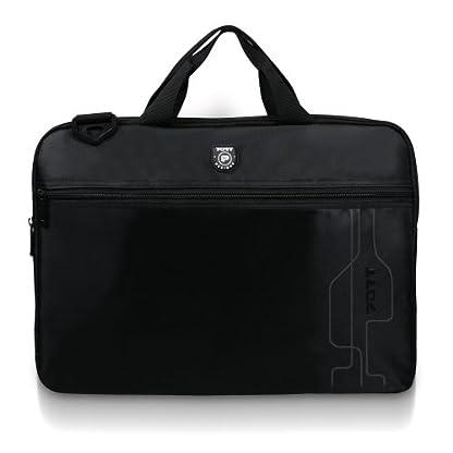 41atXyR5zFL. SS416  - Port Designs 202310 maletines para portátil - Funda (Mochila, Negro, Monótono, Nylon, Resistente al Polvo, Resistente a rayones)