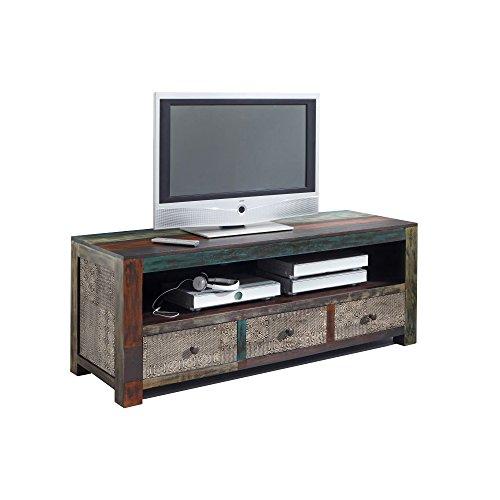garderobe goa GOA 3507 Longboard, Holz, 55 x 150 x 60 cm, bunt