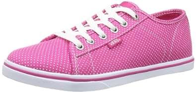 Vans W Ferris Lo Pro, Baskets mode mixte adulte - Rose (Magenta/White), 39 EU