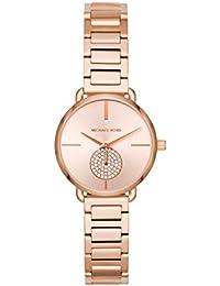c60c84e6bd87 Michael Kors Analog Rose Gold Dial Women s Watch - MK3839