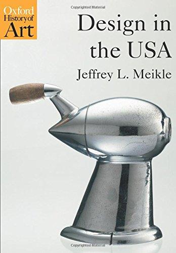 Design in the USA par Jeffrey L. Meikle