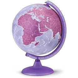 Nova rico - Esfera 26 cm. purple con luz