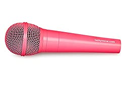 Lucky Voice Spare Microphone - Pink