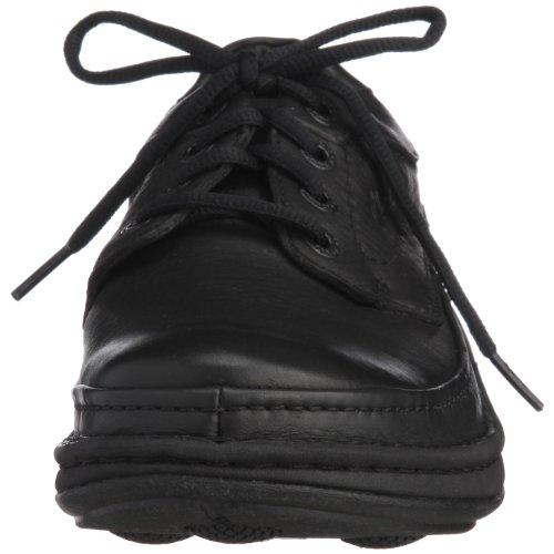 Clarks NatureThreeGTX 203406757060, Chaussures basses homme Cuir noirci