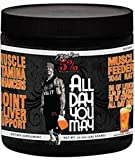 5% Nutrition Blue Raspberry ALLDAYYOUMAY 30 Servings Supplements