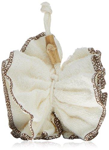 Croll & Denecke Fleur de douche en tissu éponge réalisé en fibres de bambou