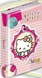 Diario Hello Kitty rosa non datato