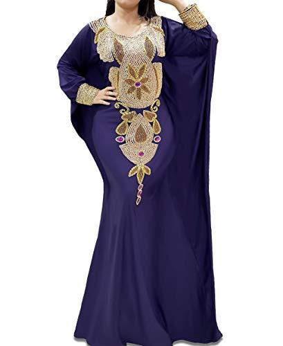 Vestidos de Noche Formales para Mujer, Estilo Africano, Vestidos Largos de café marroquí para Boda