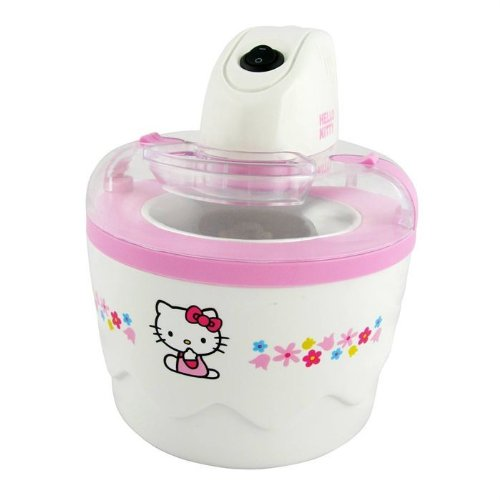 Spielzeug-ice Cream Maker (Hello Kitty IceCream Maker Speiseeismaschine)